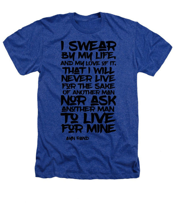 I Swear By My Life - Heathers T-Shirt