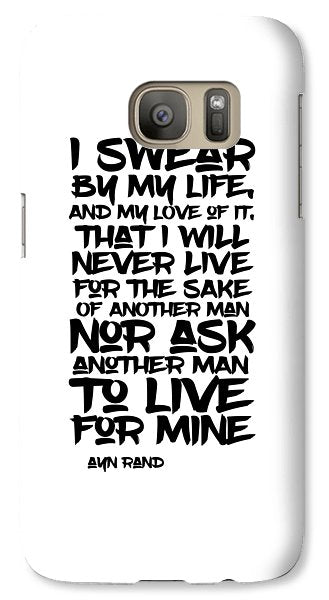 I Swear By My Life - Phone Case (Various Models)