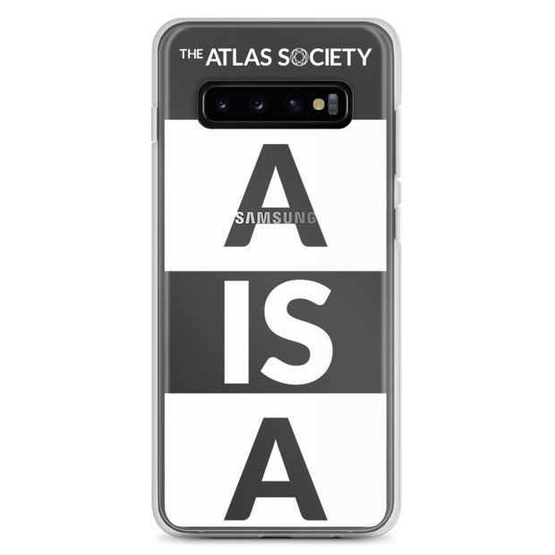 A is A - Galaxy S10 Cases