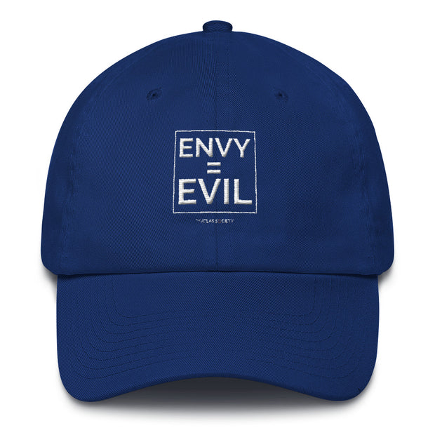 Envy is Evil Cotton Cap