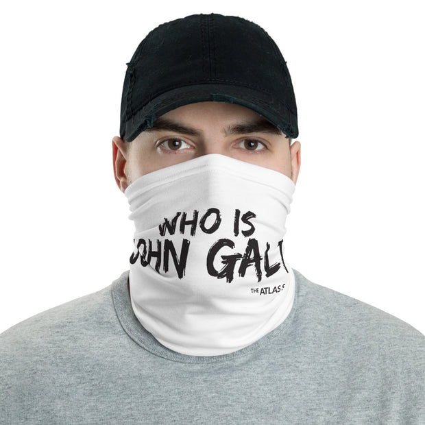 Who is John Galt 2 Neck Gaiter
