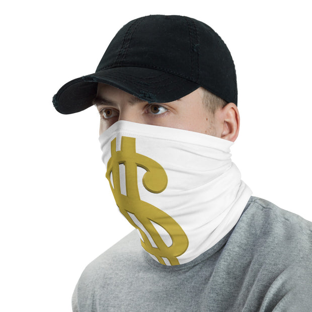 Put Your $ Where Your Mouth Is 2 Neck Gaiter