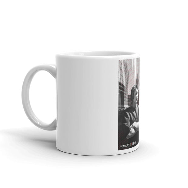 Read More Ayn Rand Mug