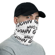 Who is John Galt Neck Gaiter