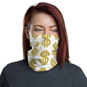 Put Your $ Where Your Mouth Is Neck Gaiter