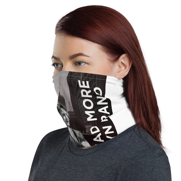 Read More Ayn Rand Neck Gaiter