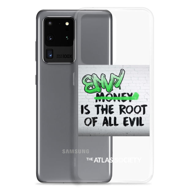 Envy is the Root of All Evil - Samsung Case