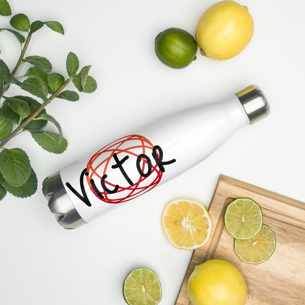 Victor Stainless Steel Water Bottle