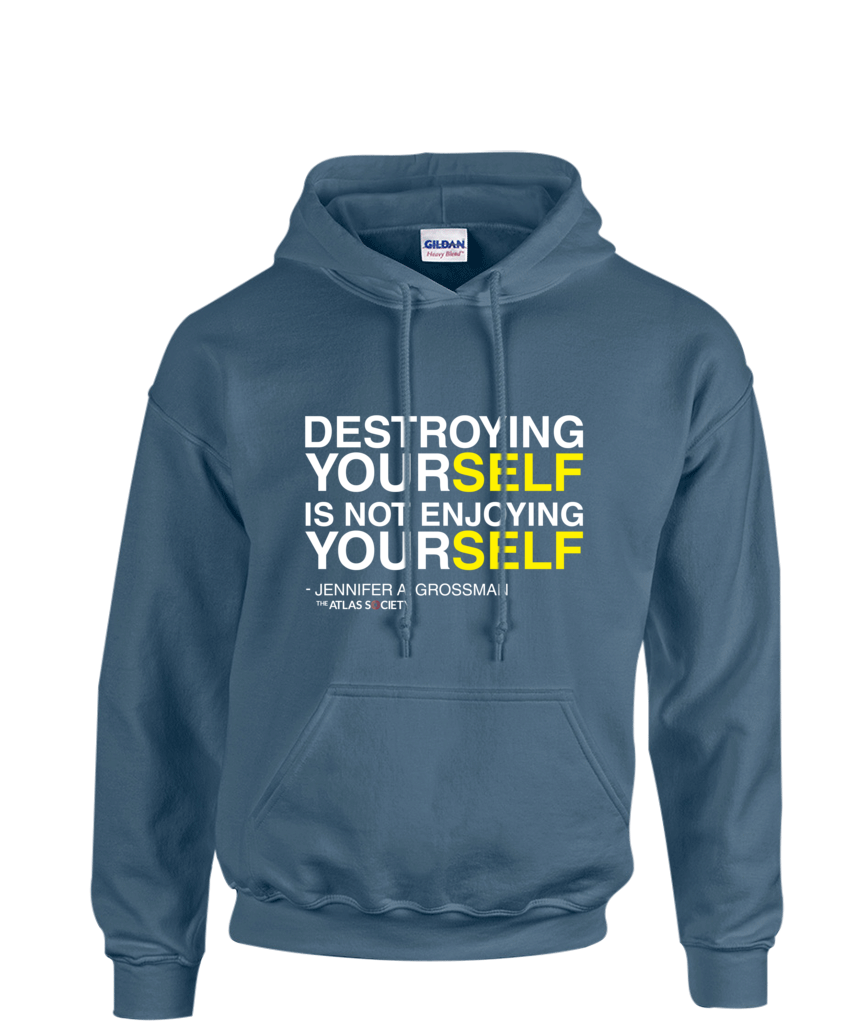 Enjoy yourself hoodie