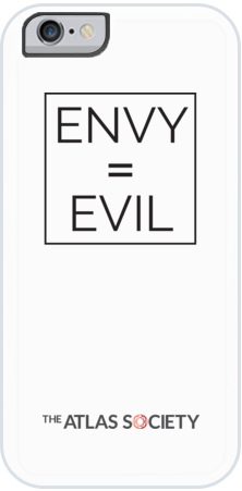 ENVY = EVIL  (iPhone case)