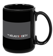 Atlas Society coffee mug