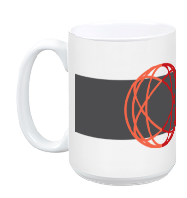 Atlas Society coffee mug (white)