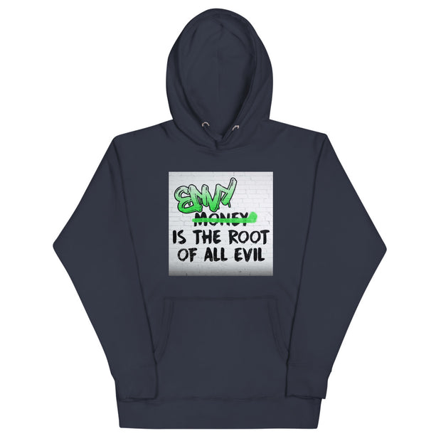 Envy is the Root of All Evil - Unisex Hoodie