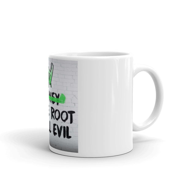 Envy is the Root of All Evil - Mug