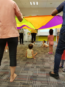 Things to do this Weekend: Jiggle, Read & Rhyme with Your Little Ones @ Your Neighbourhood Library!