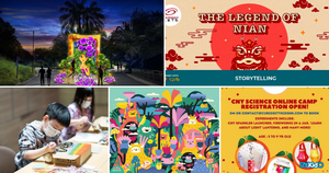 5 Things to do and Places to go with Kids this weekend in Singapore (1st - 7th Feb 2021)