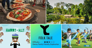 5 Things To Do With Kids This Weekend In Singapore (5th - 11th Apr 2021)