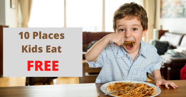 10 Places in Malaysia Kids Eat for FREE | 2021 Guide