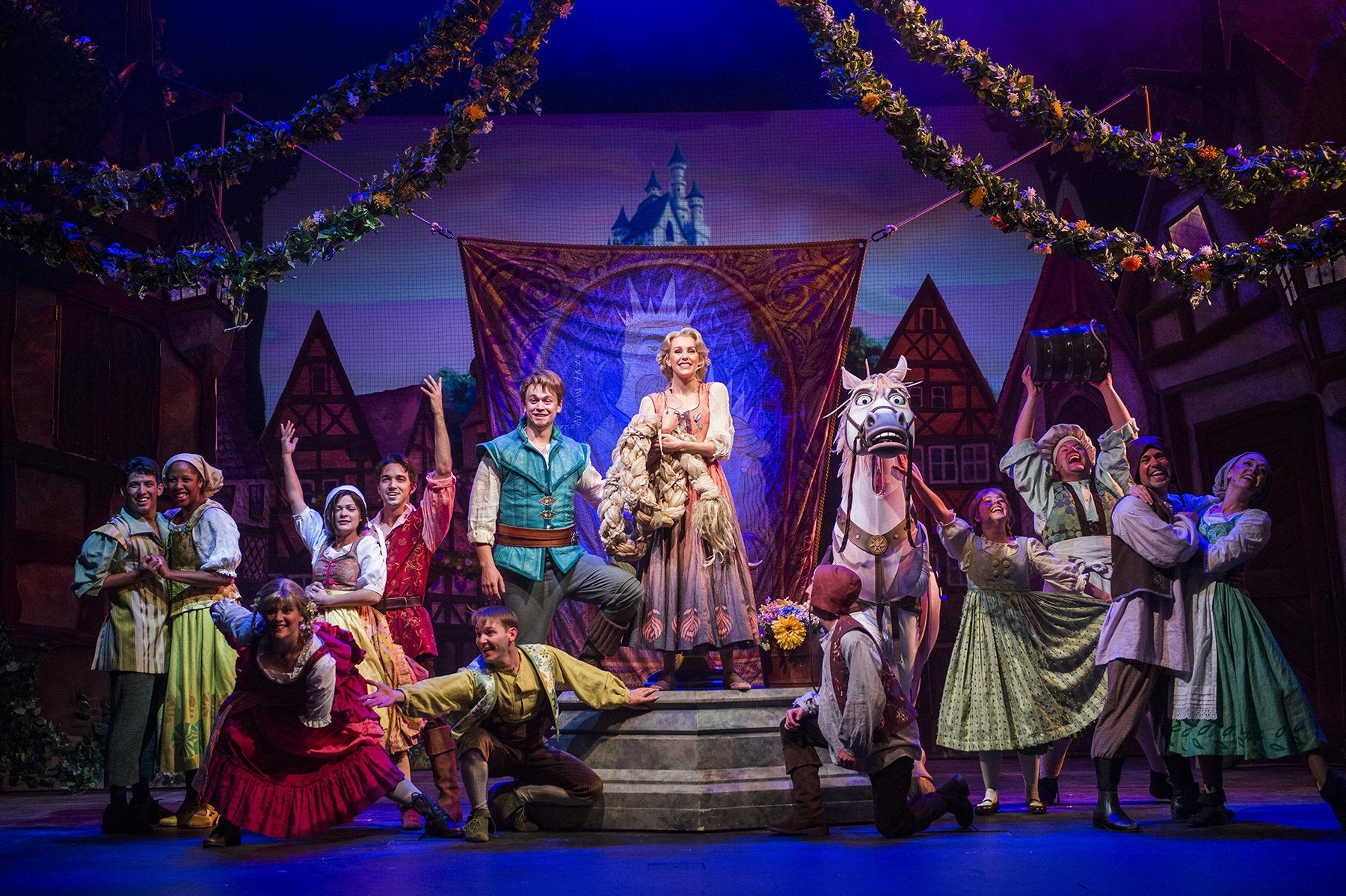 Catch Disney Cruise's Tangled: The Musical For Free on YouTube!