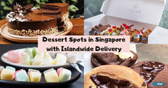 12 Dessert Places That'll Deliver to Your Doorstep | Cookies, Cakes, Ice-cream, & More!