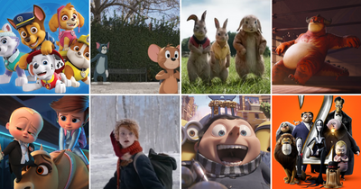 12 New Family-friendly Movies to be Excited About in 2021