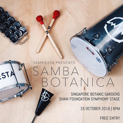 Places to go this weekend - Samba Botanica