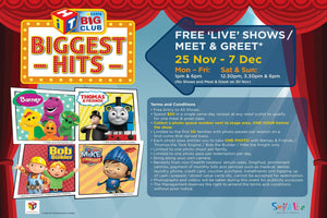 Things to do this Weekend - Meet and Greet @ OneKM Mall