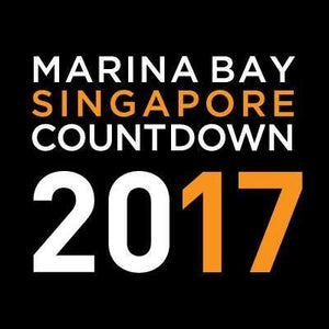 Things to do this Weekend: Marina Bay Singapore Countdown 2017