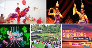 5 Things to do and Places to go with Kids this weekend in Singapore (14th - 20th Oct 2019)