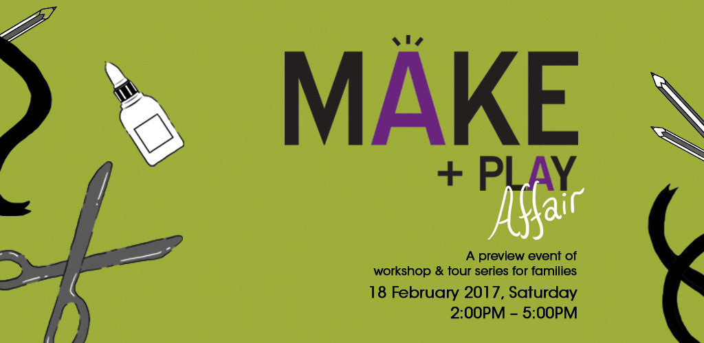 Things to do this Weekend: Make + Play Affair @ MINT Museum of Toys