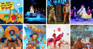 16 & More! Upcoming Kids-friendly Performances to Keep Your Kids Entertained | 2019 - 2020