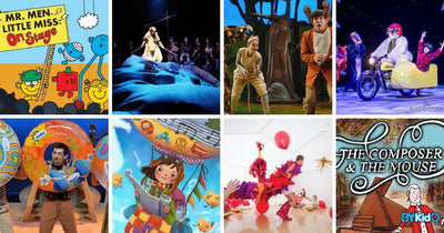 16 & More Upcoming Kids-friendly Performances to Keep Your Kids Entertained | 2019 - 2020
