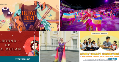 5 Things to do and Places to go with Kids this weekend in Singapore (15th - 21st Feb 2021)