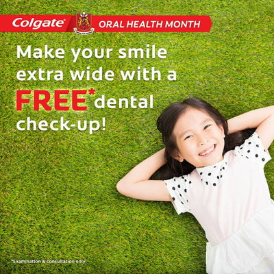 Things to do this Weekend: Get a FREE dental check up!