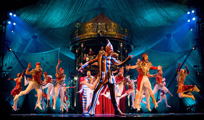 Here's How To Watch Cirque du Soleil Performances Online For Free
