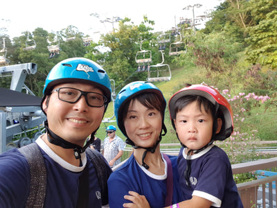 BYKidO Moment: Mummy Georgina & her Little One Enjoy a FUN-Tastic Visit to Sentosa!