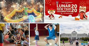 5 Things to do and Places to go with Kids this weekend in Singapore (20th - 26th Jan 2020)
