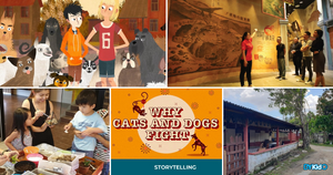 5 Things to do and Places to go with Kids this weekend in Singapore (22nd - 28th Feb 2021)