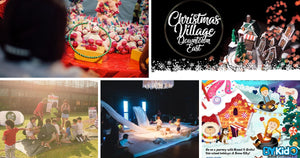 5 Things to do and Places to go with Kids this weekend in Singapore (17th - 23rd Dec 2018)