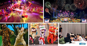 5 Things to do and Places to go with Kids this weekend in Singapore (27th Jan - 2nd Feb 2020)