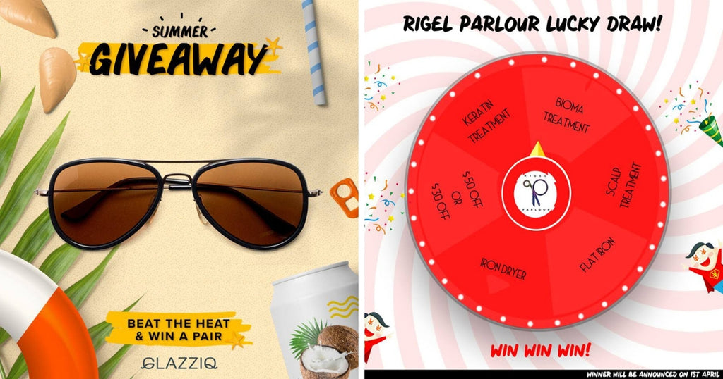 Giveaways of the Week: Movie tickets, sunglasses, mystery box & more could be yours!