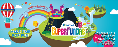 Things to do this Weekend: Have a Fun Day @ Aviva Superfundae with Your Little Ones!