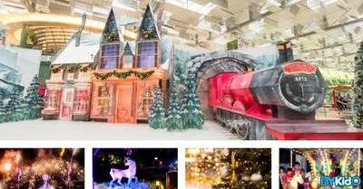 5 Things to do and Places to go with Kids this weekend in Singapore (26th Nov -  2 Dec 2018)