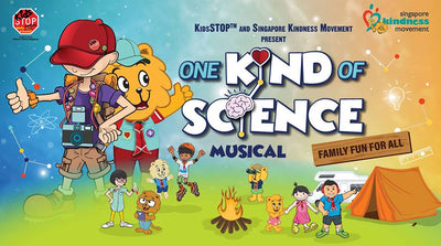 Things to do this Weekend: Immerse Yourself in One Kind of Science Musical with Your Little Ones!