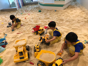 Free Play @ Indoor Playgrounds