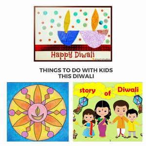 6 Fun and Easy Diwali Activities for Kids