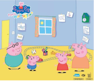 Places to go this Weekend - Peppa Pig's Holiday Time