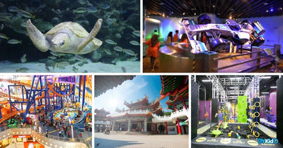 5 Indoor Activities to Keep the Kids Entertained with in Kuala Lumpur