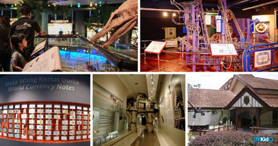 5 Museums to Visit with Your Kids in Kuala Lumpur