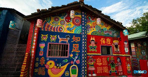 5 Reasons Families Should Visit Rainbow Village & Grandpa Rainbow in Taichung